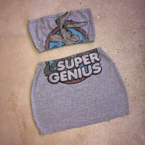 "Matching Set ""Super Genius"""